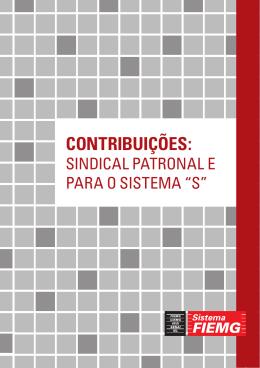 Cartilha da Contribuição Sindical Patronal