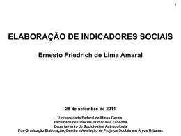 Slides - Ernesto Amaral