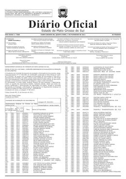 Diário Oficial n. 7.880