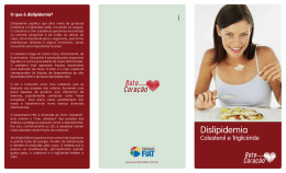 Folder dislipidemia
