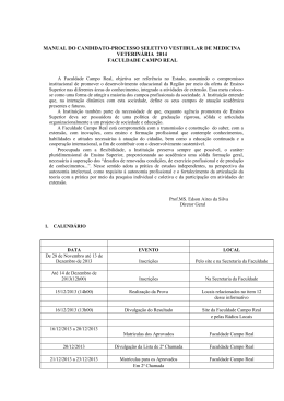 manual do candidato-processo seletivo vestibular de medicina
