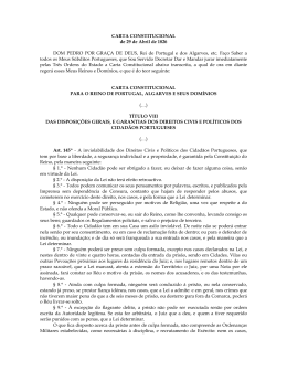 Art. 145.º da Carta Constitucional da Monarquia Portuguesa de 1826