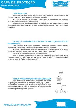 Manual da Capa XP