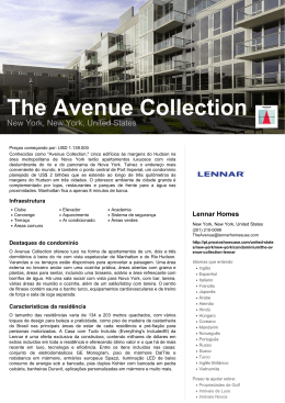 The Avenue Collection New York, New York, United States