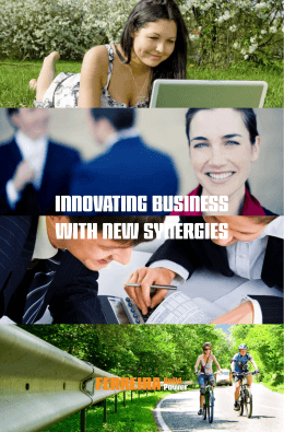 innovating business with new synergies